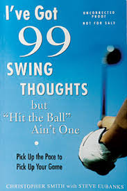 What's Your Swing Thought?