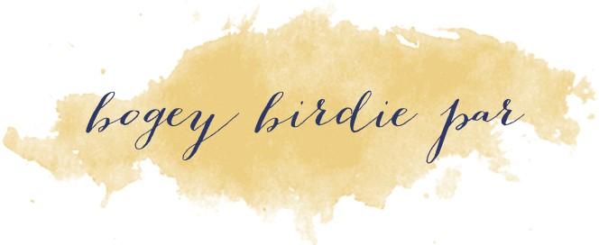 Birdie-Bogey-or-Par